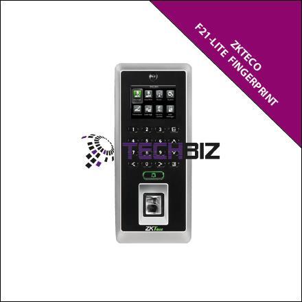 ZKTeco F21-LITE Fingerprint Time Attendance & Access Control System