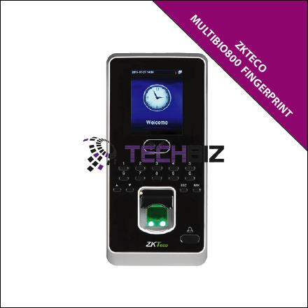 ZKTeco MultiBio800 Fingerprint and Face Recognition Device