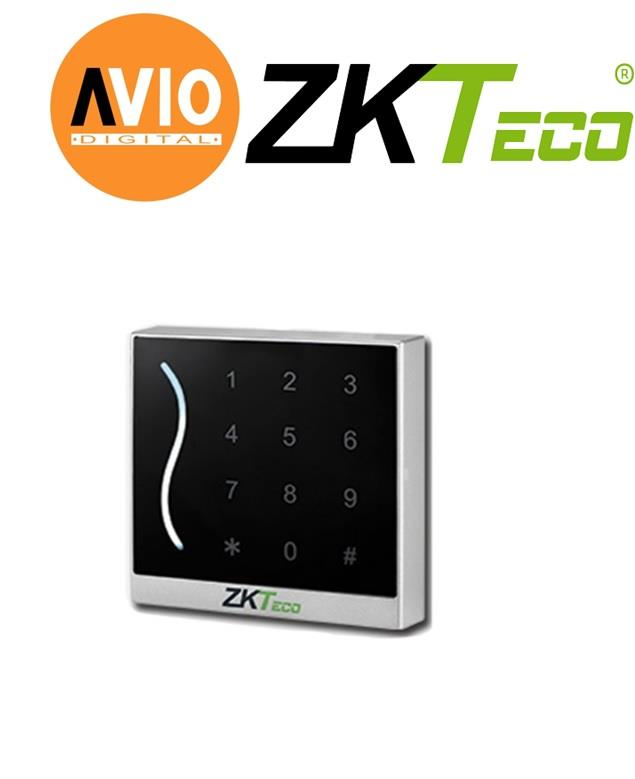 ZKTeco PROID30BM Mifare Wiegand Reader + Keypad Dual colour LED