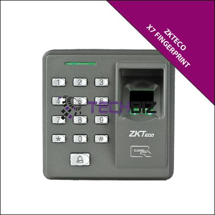 ZKTeco X7 Fingerprint Device With RFID Card Reader