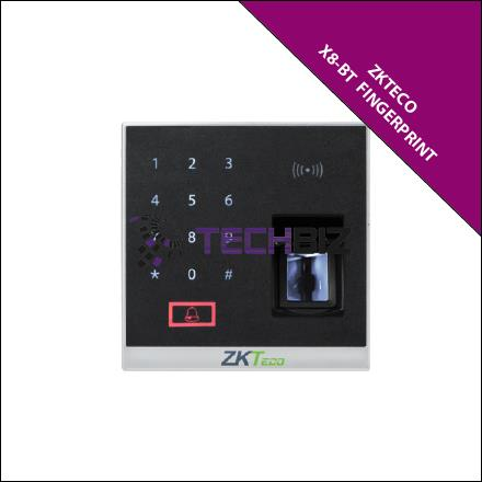 ZKTeco X8-BT Fingerprint Device With RFID Card Reader