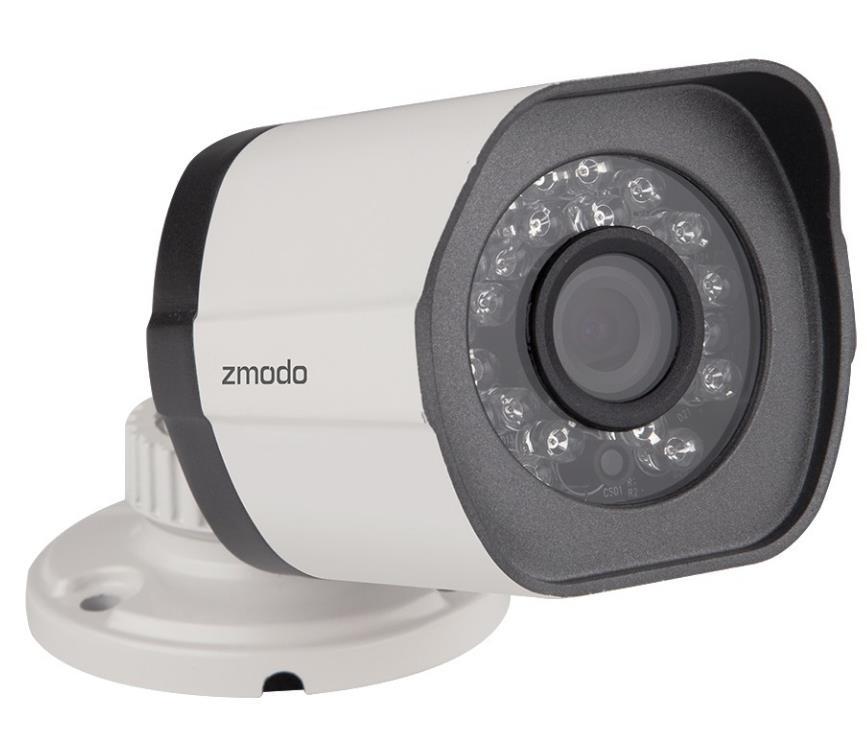 ZMODO NVR COMBO SET CCTV(8 CH 720P / 4 X IP CAMERA) (ZM-SS76D9D8-4SC)