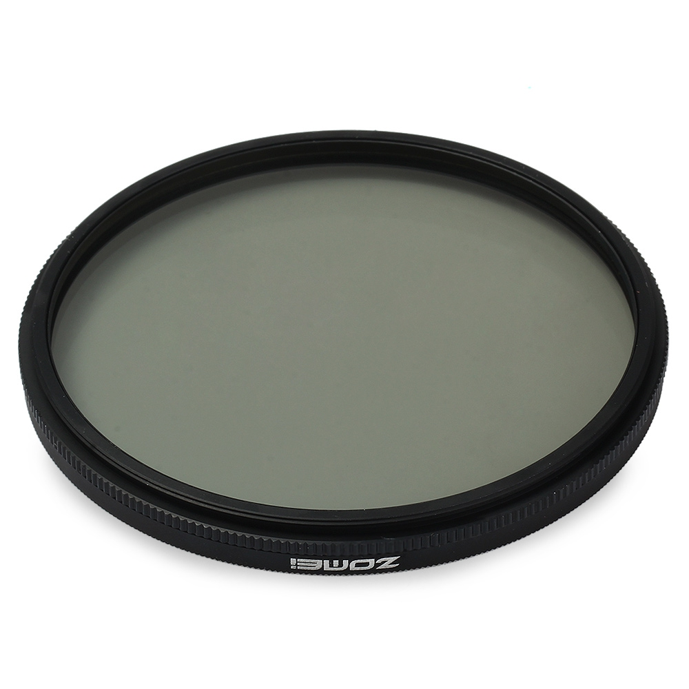 ZOMEI 72MM ULTRA SLIM CIRCULAR POLARIZER GLASS CPL FILTER LENS