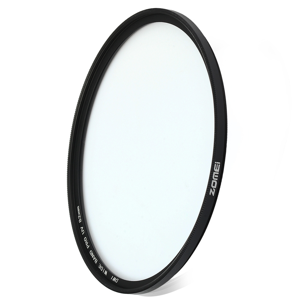 ZOMEI 82MM UV ULTRA-VIOLET PROTECTION FILTER LENS