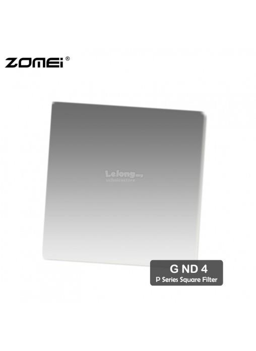 ZOMEI GND4 Graduated Neutral Density Square Filter for P-series