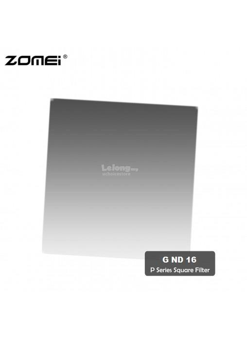 ZOMEI P-Series ND16 Graduated Neutral Density Square Filter For DSLR