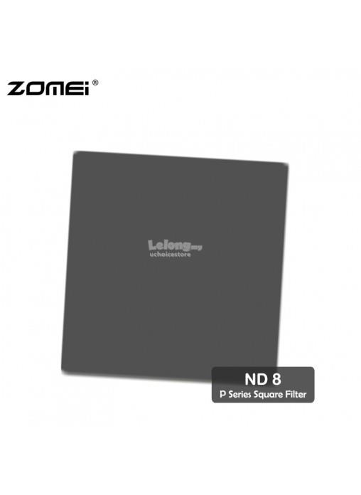 ZOMEI P-Series ND8 Neutral Density Square Filter For DSLR Camera