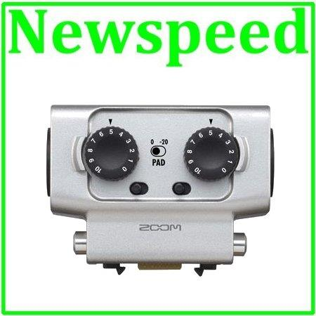 Zoom Dual XLR/TRS Input Capsule EXH-6 for the Zoom H5 H6 U-44 F4 F8