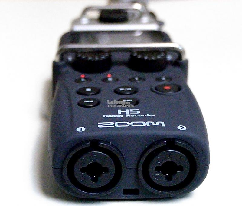 ZOOM H5 - HANDY RECORDER