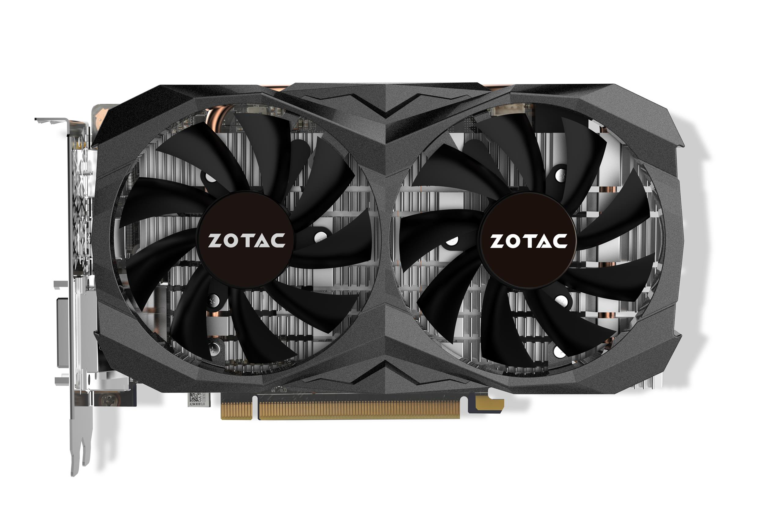 ZOTAC GeForce GTX 1060 AMP Core Edition 1797 MHz