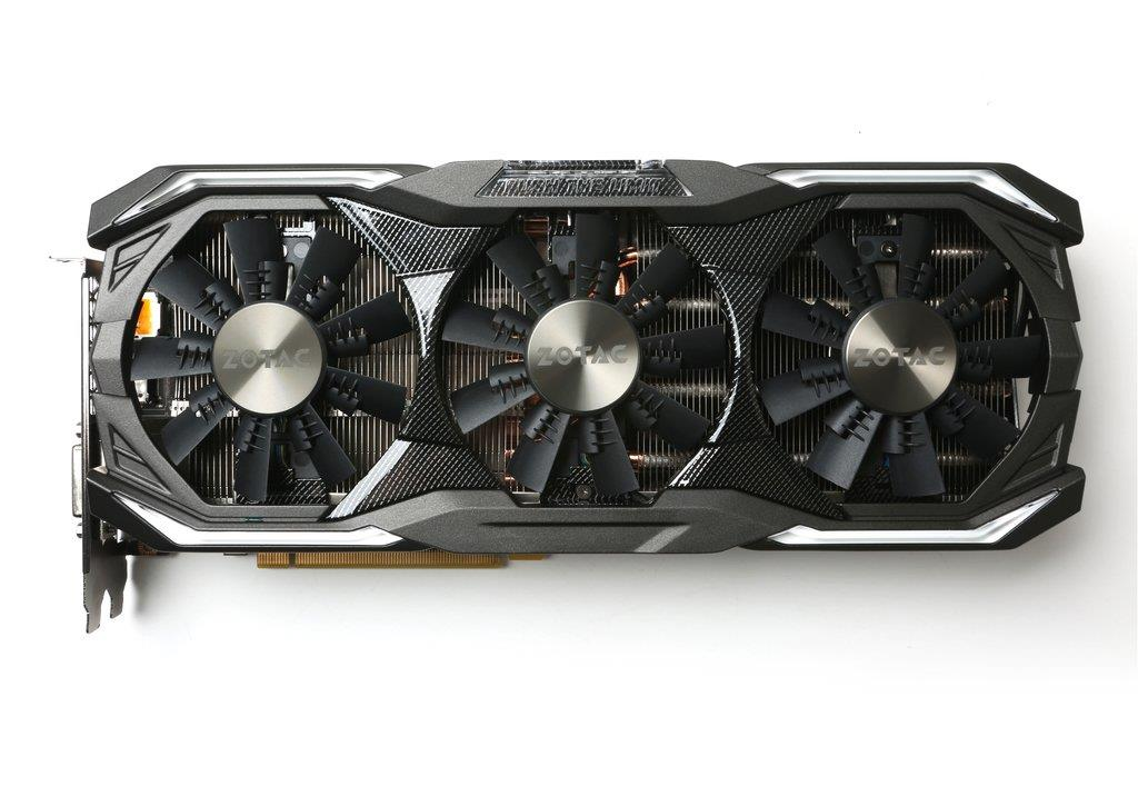 ZOTAC GTX 1070 AMP Extreme 8GB GDDR5 Graphics Card