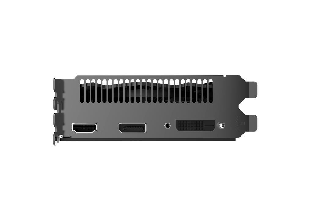 Zotac GTX 1650 OC 4GB GDDR5 Graphic Card - ZT-T16500F-10L