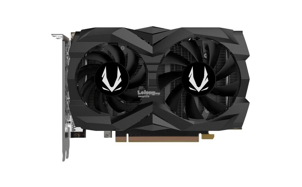 ZOTAC GTX 1660 SUPER TWIN FAN 6GB GDDR6 (ZT-T16620F-10L)