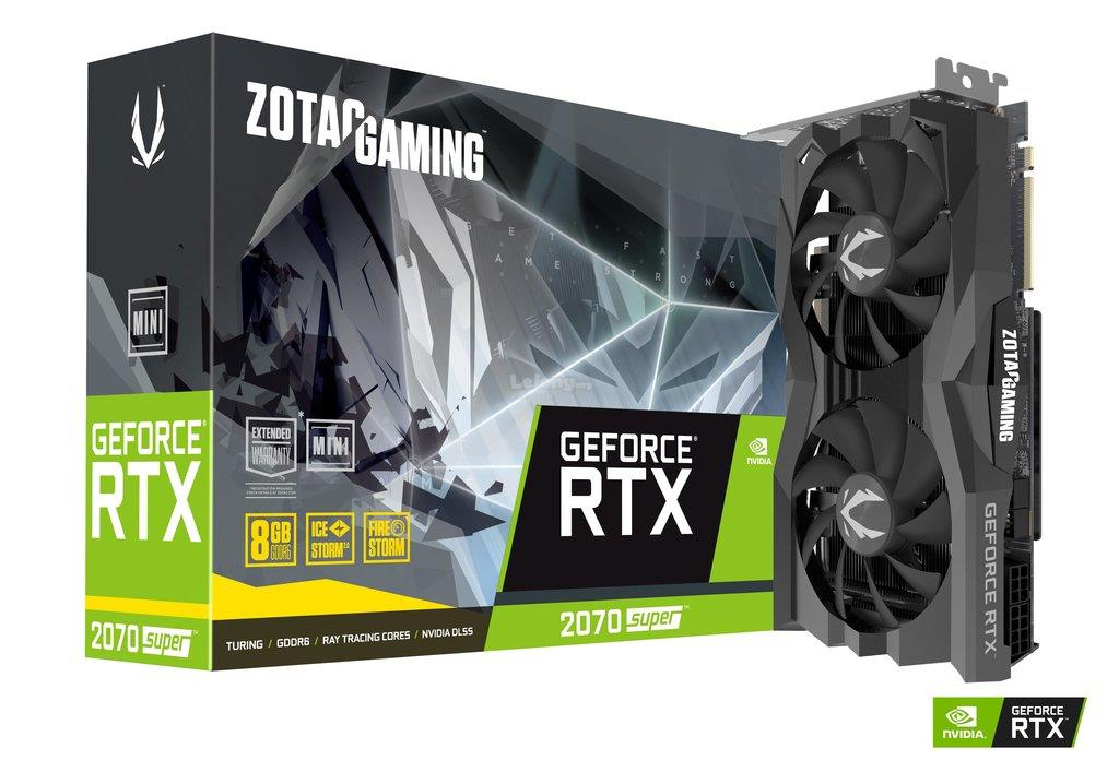 ZOTAC RTX 2070 SUPER AIR 8GB GDDR6 - ZT-T20710E-10M