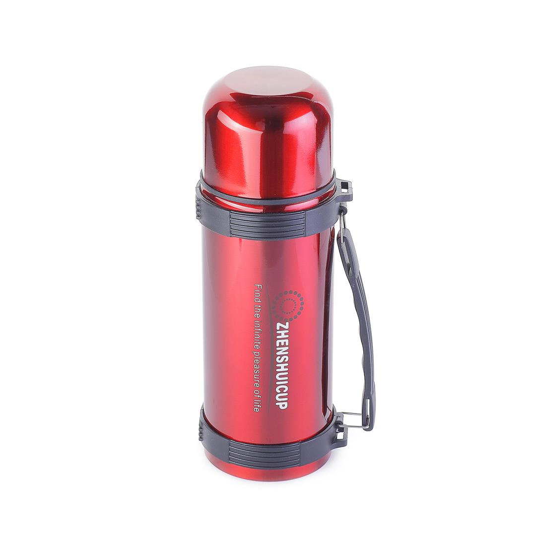 Zshui Portable Vacuum Flask 1200ML (Red)