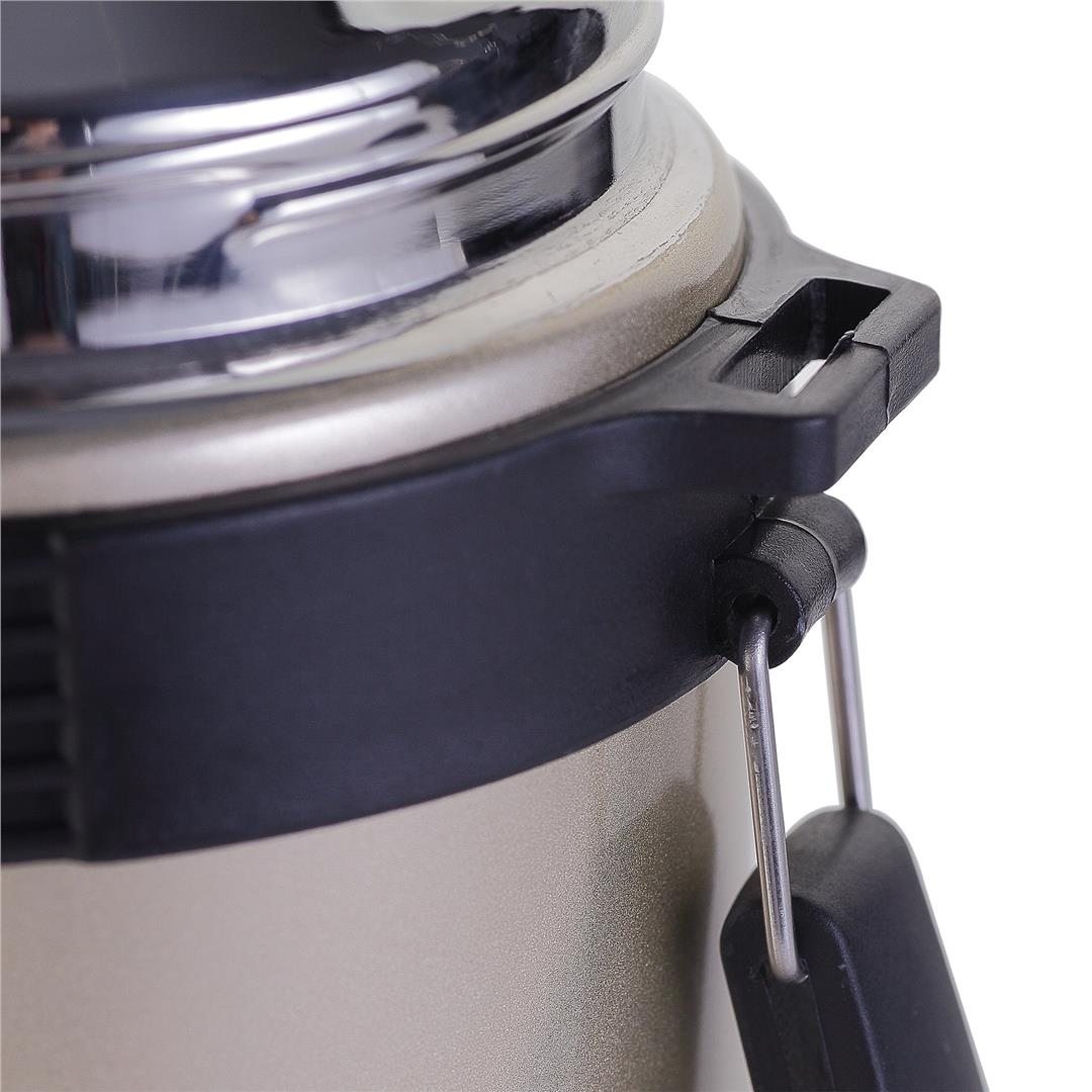 Zshui Portable Vacuum Flask 1200ML (Silver)