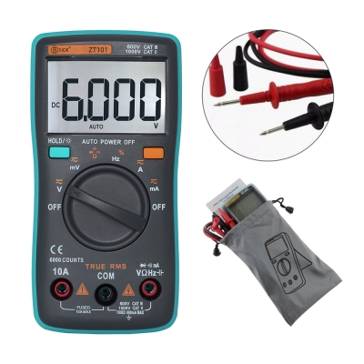 ZT101 Big Screen Digital Multimeter