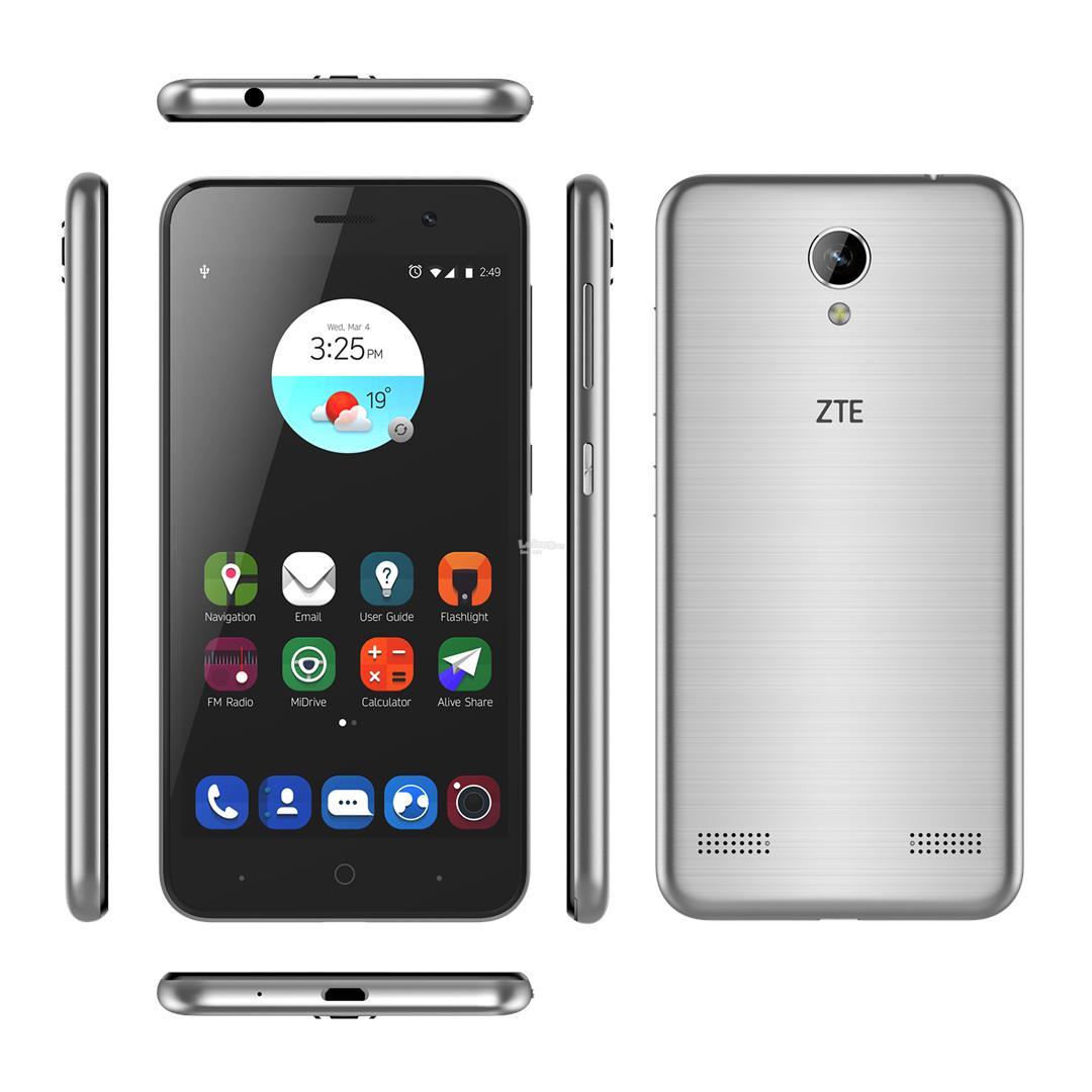 ZTE Blade A520 LTE 2GB RAM 16GB ROM (end 1/26/2019 6:36 PM)