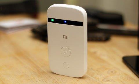 ZTE MF90 4G LTE Mobile WiFi Hotspot Mifi Wireless Gateway Router