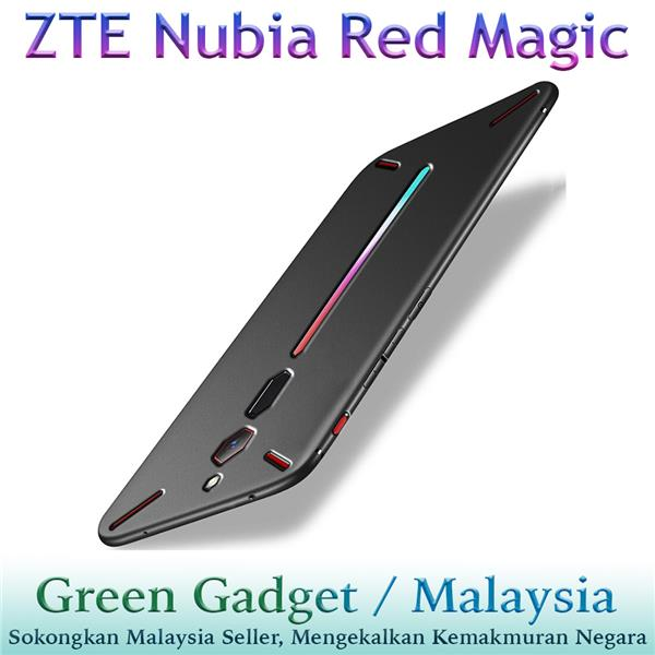 ZTE Nubia Red Magic Case Cover (Black)