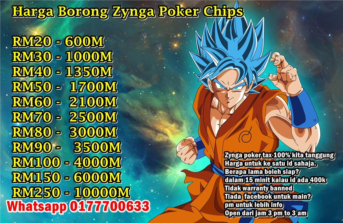 Hello World Jual Beli Chip Zynga Poker Malaysia