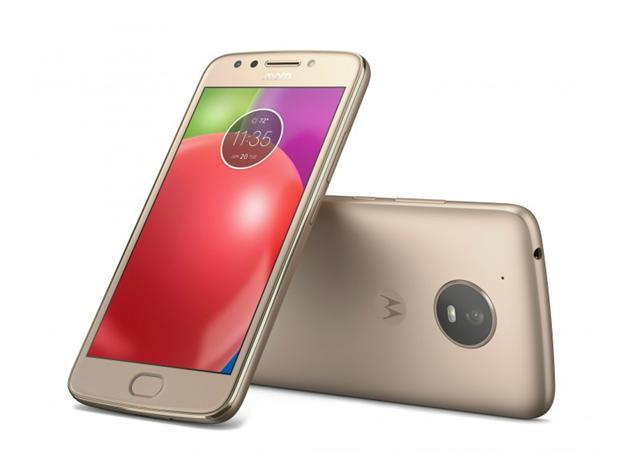 Moto E4 Gold Full Set 16GB/2GB/FingerPrint