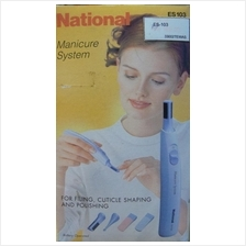 National Manicure System ES-103 Nail Filing / Polishing