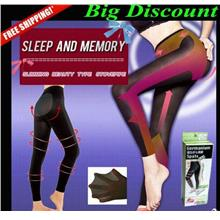 Sleeping Beauty-Leg Germanium Spats Pressure Pants