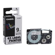 Genuine Casio XR-9 9mm Label Printer Tape Cartridge @ 10 Color Choice