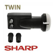 ASTRO UNIVERSAL TWIN LNB(SHARP)