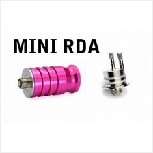 MINI RDA DRIPPING ATOMIZER WITH EXTRA 1 REPLACEMENT COIL