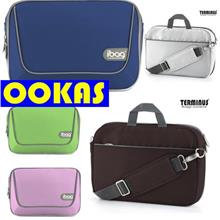 CLEAR STOCK! iBag Carry Bag Case for iPad/Galaxy Tab 5 COLORS