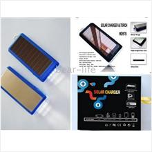 Solar Power Charger for cell phone Camera PDA MP3 MP4 (MD978)
