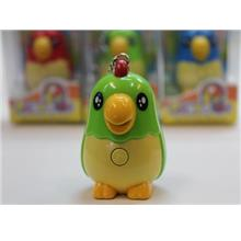 1 piece Parrot Recording Mascot Keychain