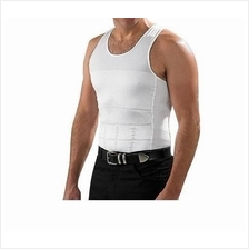 Men Body Shaper Vest Original Zerobodys Slimming Singlet S M L X S0001
