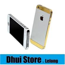 iPhone 5/5S Luxury Series Chrome Protections