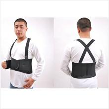 Back Support/Work Belt for Lumbar-Sacral Support - Size M, L, XL, XXL