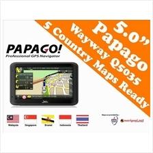 Q5035 5.0'' GPS Navigator(Malaysia,Singapore,Thailand,Indonesia,Brunei