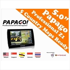 Z1 5.0'' GPS Navigator(Malaysia,Singapore,Thailand,Indonesia,Brunei)