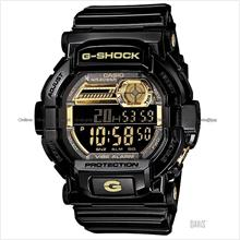 CASIO GD-350BR-1 G-SHOCK garish colour vibration resin strap black