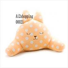 00021Japan cute bear multifunctional chair rely/pillow/sofa cushion