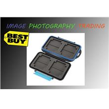 JJC MC2  Anti-shock Waterproof Memory Card Case Holder Hard Storage