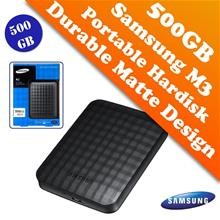 Samsung M3 500GB USB3.0 External Hard Disk Portable Hard Drive