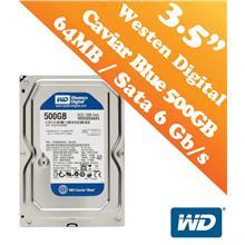 Western Digital 3.5' Caviar Blue 500GB Sata Hardisk (WD5000AAKX)