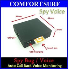 GSM Spy Ear Bug Voice Sound Monitor With Auto Call Back