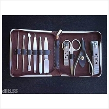 1pc 10 in 1 Manicure / Pedicure Set