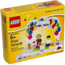 LEGO 850791 City Town Minifigure Birthday Cake Decoration Set NEW MISB