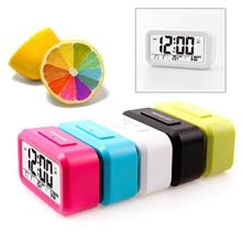 Smart LCD digital alarm clock / LED clock