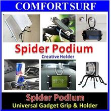 FREE GIFT + Spider Podium Universal Car Holder Android Ipad Tablet PC