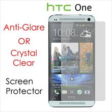 NEW HTC One 2 Eye M7 M8 M9+ E9+ Clear Matte Screen Protector